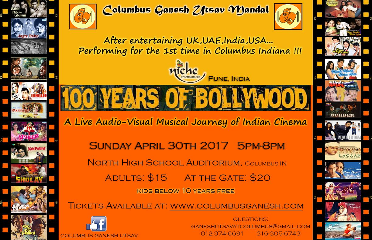 100 yrs of Bollywood
