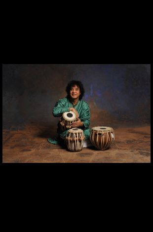 Zakir Hussain & the Masters of Percussion at the Palladium
