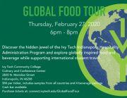 Global Food Tour
